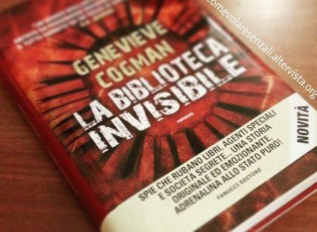 La biblioteca invisibile di Genevieve Cogman – Recensione