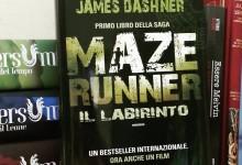 Il labirinto (The Maze Runner #1) di James Dashner – Recensione