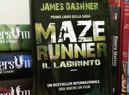 Il labirinto (The Maze Runner #1) di James Dashner – Recensione