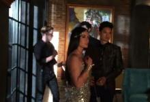 Izzy, Alec e Jace nel loft di Magnus!