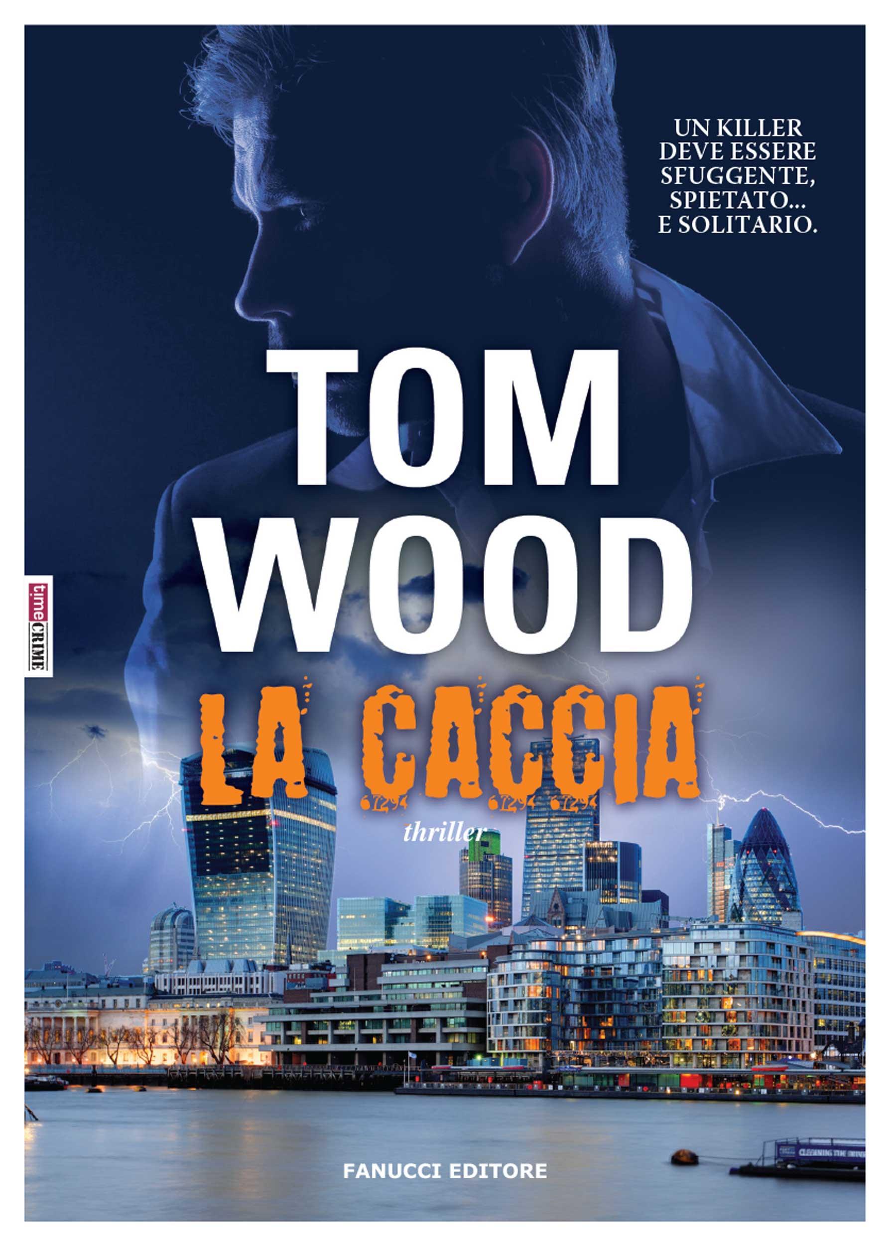 cover La caccia_Wood