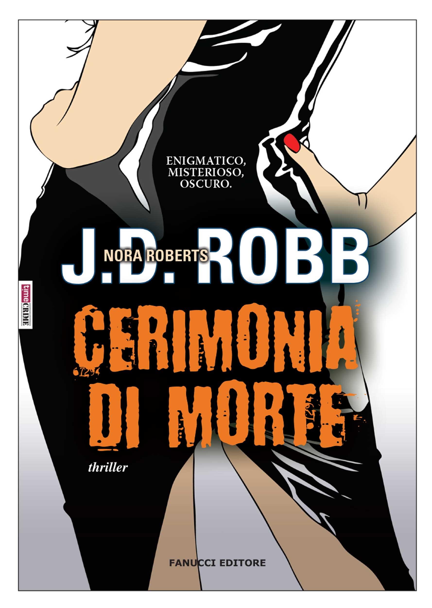 cover_Cerimonia di morte_JD Robb