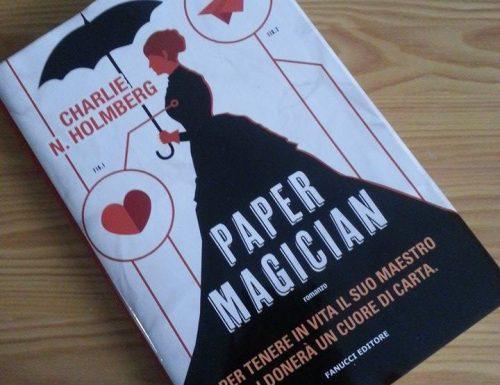 Paper Magician di Charlie N. Holmberg – Recensione