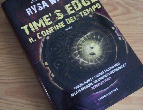 Time's Edge di Rysa Walker – Recensione
