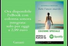 Tutto l'amore smarrito di Antonella Frontani – Anteprime