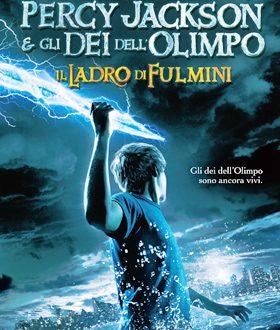 Percy Jackson e gli dei dell'olimpo, il ladro di fulmini di Rick Riordan – Recensione