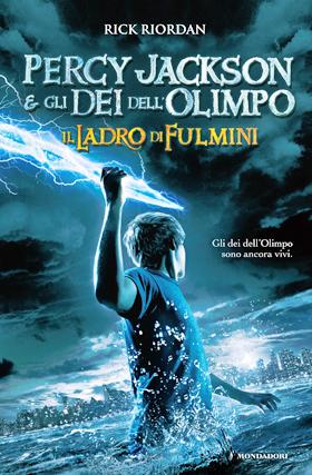 Percy Jackson e gli Dei dell'Olimpo, Il Ladro di Fulmini