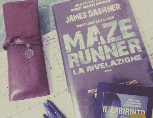 La rivelazione (The Maze Runner #3) di James Dashner – Recensione