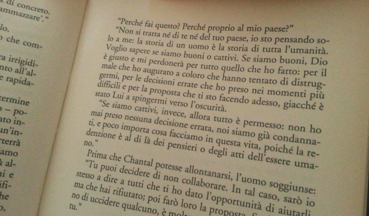 Il Diavolo E La Signorina Prym Di Paulo Coelho Citazioni