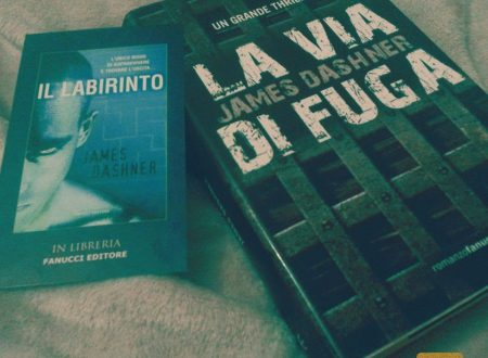 La fuga (The Maze Runner #2) di James Dashner – Recensione