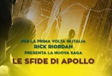 Eventi a Bologna – Rick Riordan