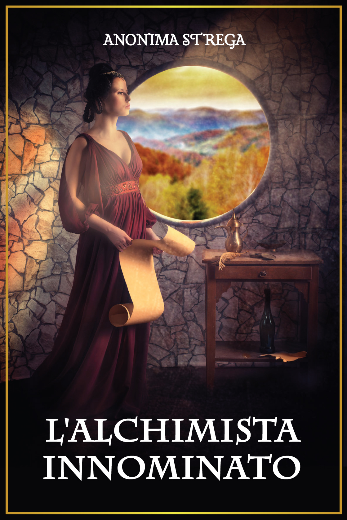 L'alchimista Innominato