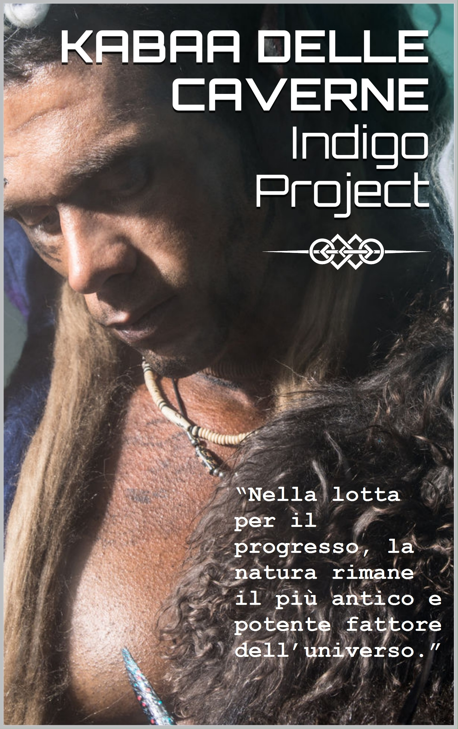 Indigo Project - Kabaa delle caverne - cover