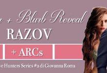 Cover reveal di Razov di Giovanna Roma + Sorpresa!