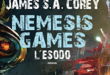 Nemesis Games. L'esodo di James S. A. Corey – Fanucci Editore