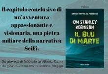 Il blu di Marte di Kim Stanley Robinson – Fanucci Editore