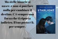 Starlight di Cristina Chiperi – Garzanti