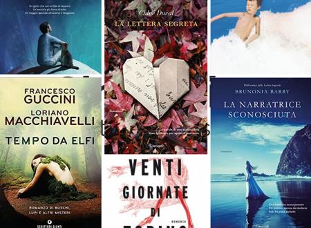 I libri del mese di settembre 2017 – Anteprime