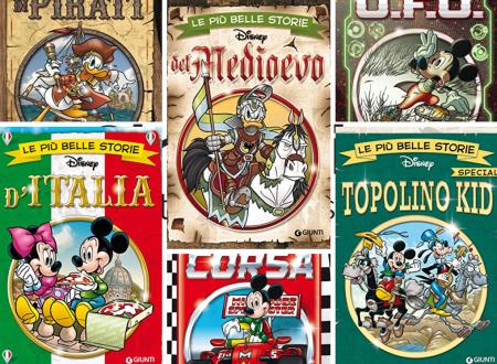 Libri e fumetti per bambini – Settembre 2017