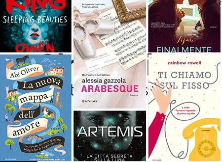 I libri del mese di Novembre 2017 – Anteprime