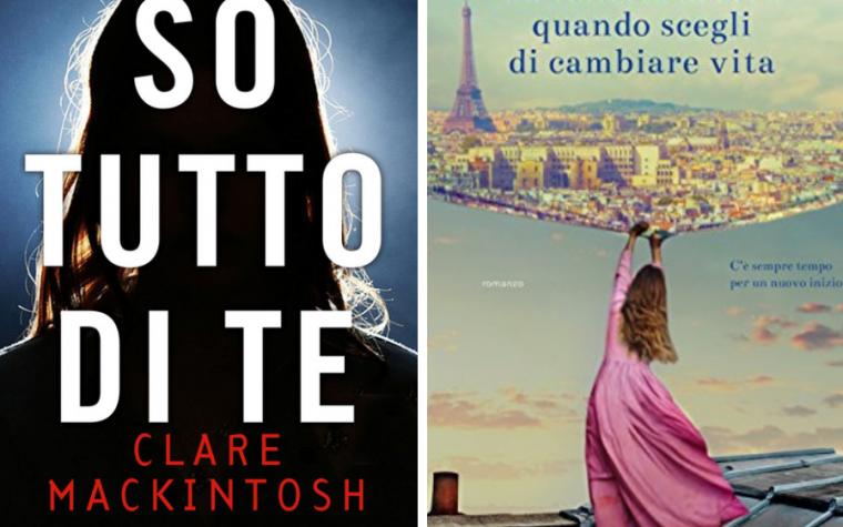 I libri del mese di Gennaio 2018 – Anteprime