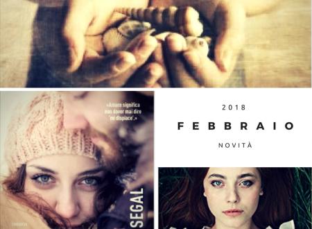 I libri del mese di Febbraio 2018 – Anteprime
