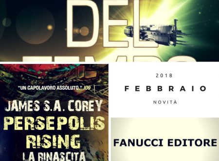Le uscite di Febbraio 2018 per Fanucci Editore