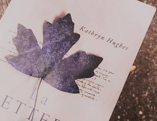 La lettera di Kathryn Hughes