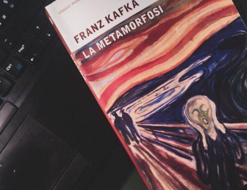 La Metamorfosi di Franz Kafka