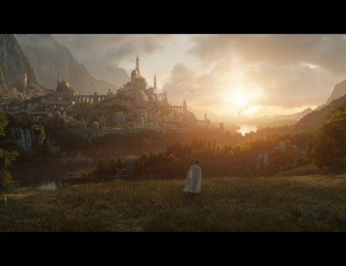 """La prima immagine della serie nella """"Terra di Mezzo"""""""